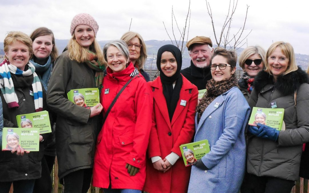 Sheffield women encouraged to vote in local elections following low voter turnout