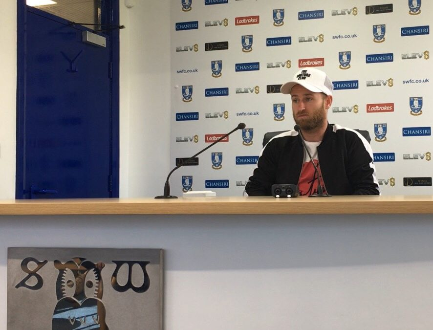 Barry Bannan delighted to be back playing for Sheffield Wednesday