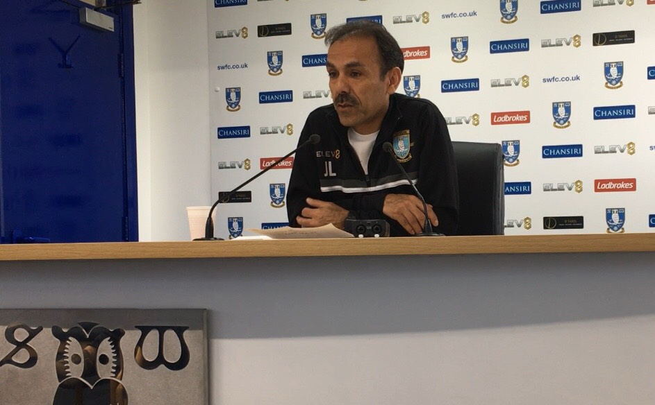 Jos Luhukay looks ahead to Wolverhampton Wanderers trip
