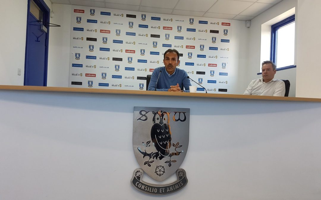 Sheffield Wednesday Press Conference – Jos Luhukay on this weekend's game, Jordan Rhodes and the Keiren Westwood transfer rumours