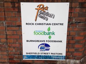 Sheffield food banks struggling to cope with the surge of people needing help