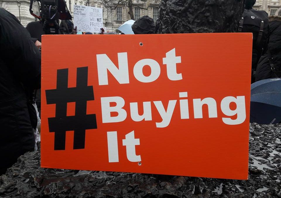 #Notbuyingit: The group fighting to limit strip clubs