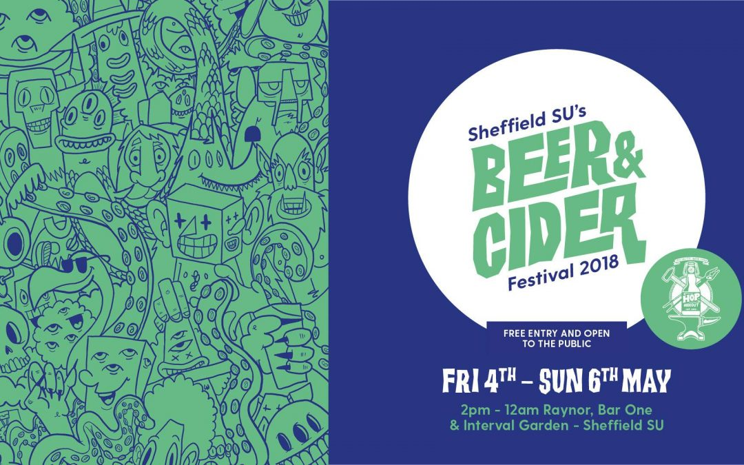 Student's Union set to host bank holiday fun with beer and cider festival