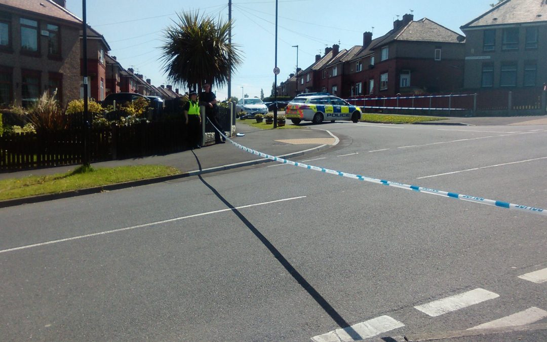 Thirty-year-old man shot near Sheffield primary school