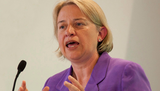 "Ex-Green Party Leader, Natalie Bennett: ""Britain is not a democracy"""