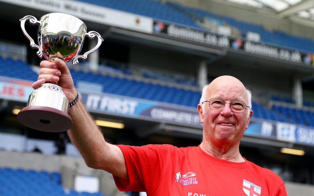 'Third Charlton brother' makes England debut