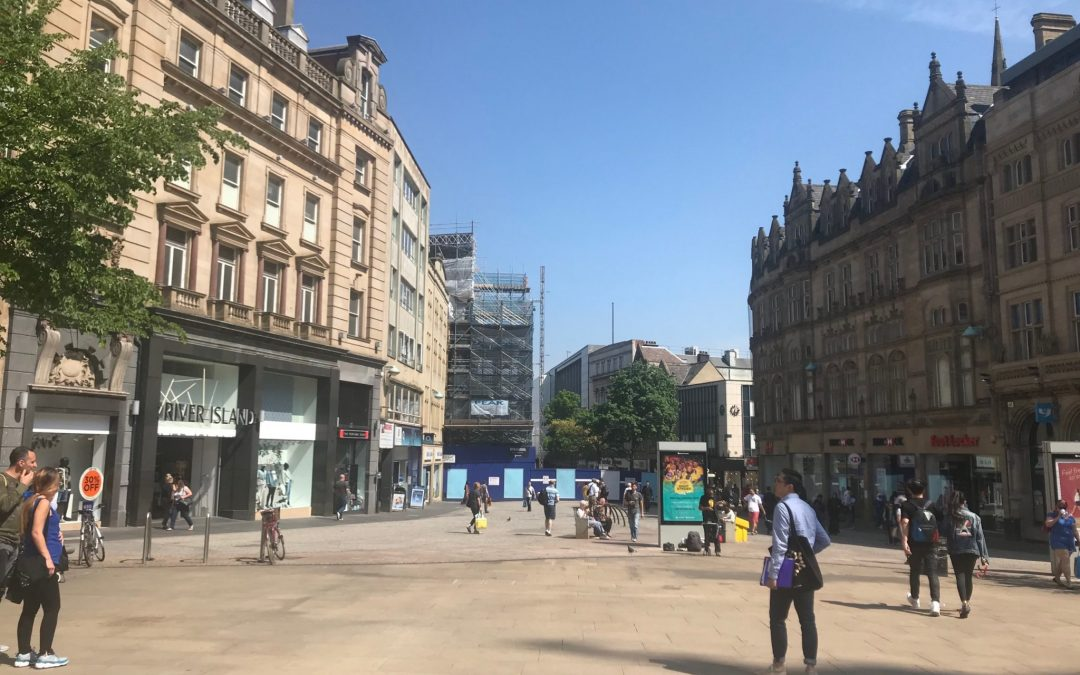 More needs to be done to attract people to Sheffield City Centre