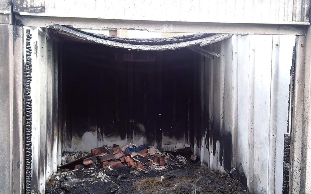 Woodhouse blaze confirmed as arson