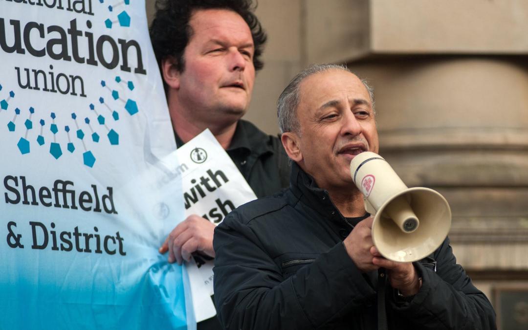 Sheffield Windrush generation threatened with deportation