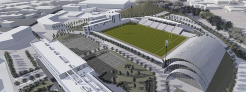 Work on new stadium for Sheffield to start this spring