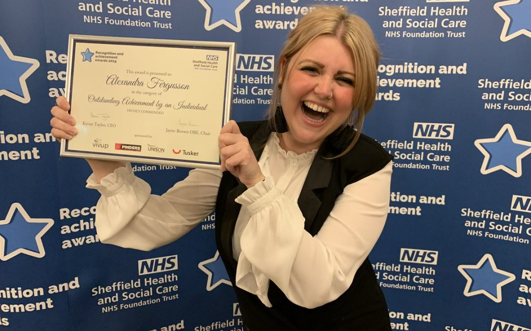 Sheffield celebrates first Mental Health Nurses Day