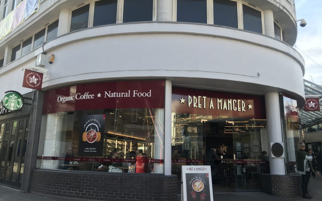 Pret a Manger's open home scheme could come to Sheffield