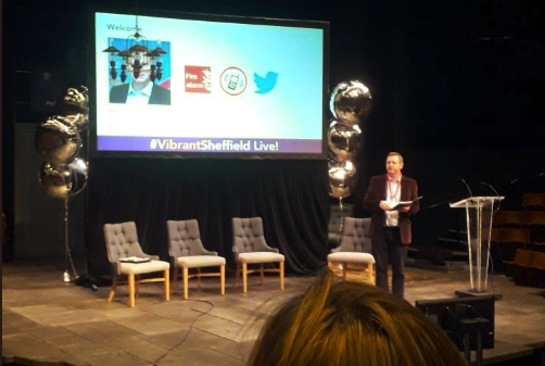 Vibrant Sheffield Live attracts over 400 of city's most influential business leaders