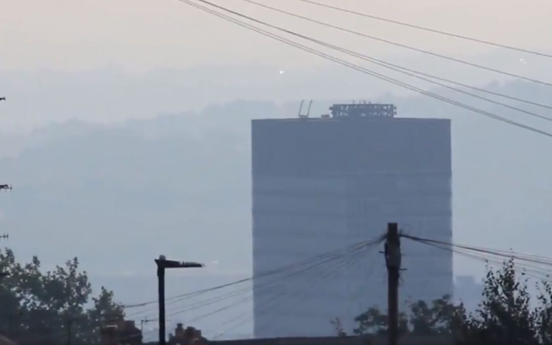 Sheffield leads way in monitoring air quality