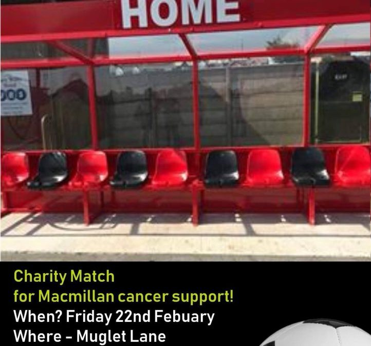 16-year-old's charity football match brings a Sheffield community together