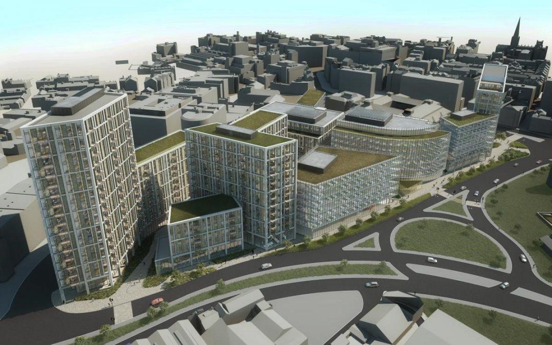 Sheffield City Regeneration
