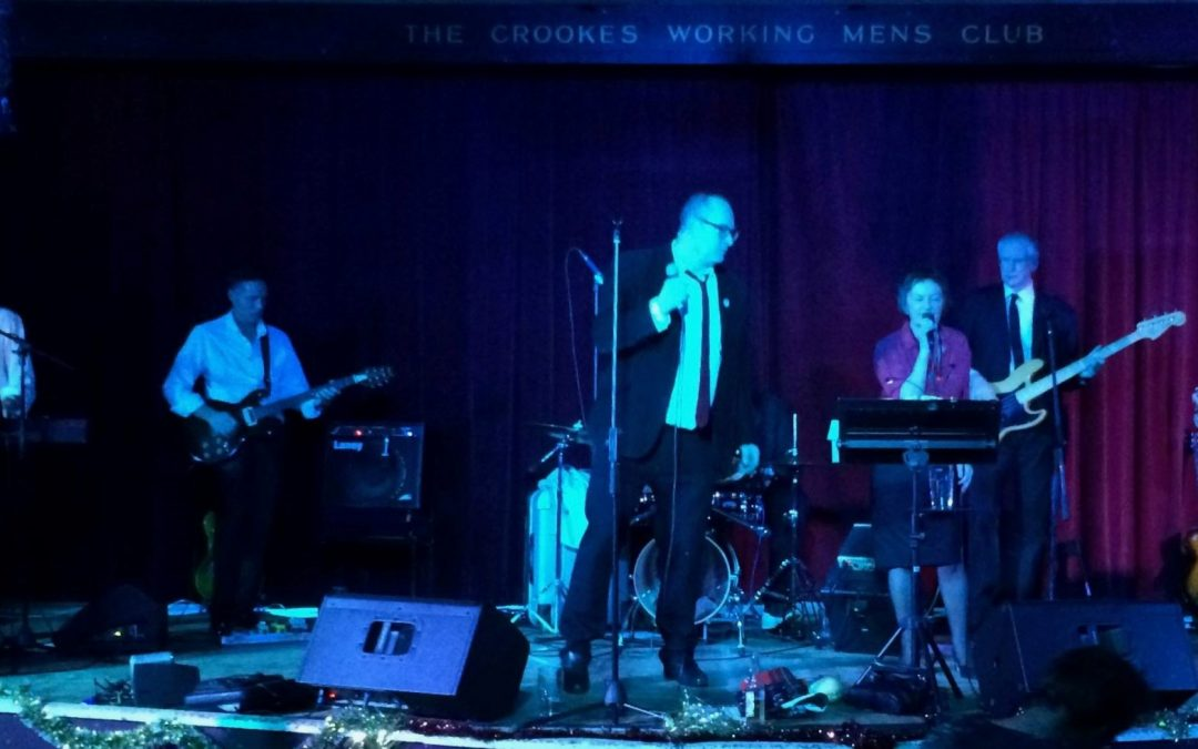 Redbacks to perform at Crookes valentines ball to fundraise for S6 foodbank