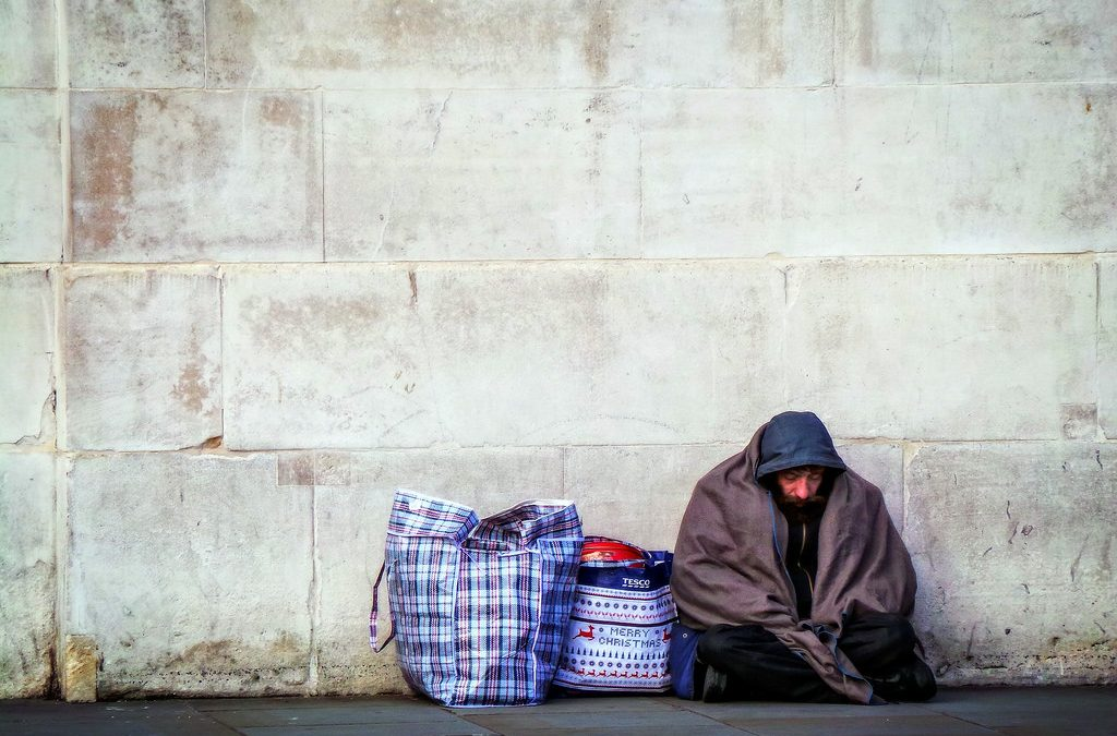 High Sheriff of Sheffield launches a survival guide for the homeless