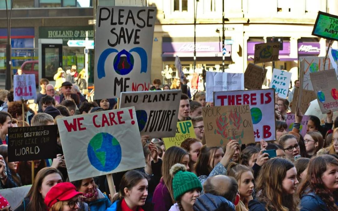 Sheffield schools set for youth climate strike inspired by Nobel Prize winning teenager