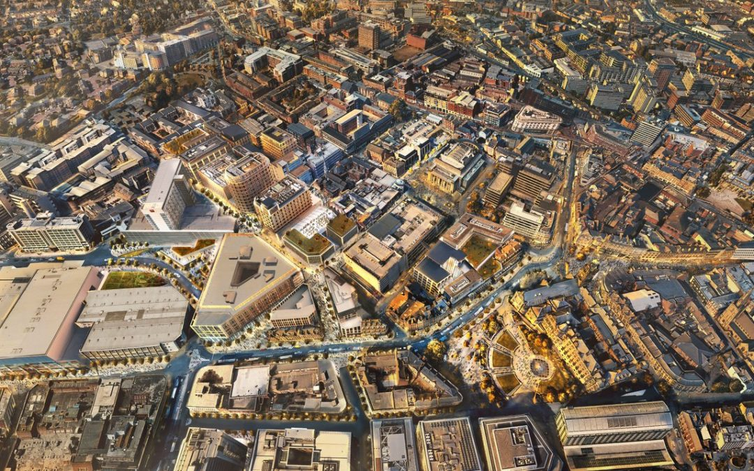 Sheffield Councillors vote to go-ahead with next phase of Heart of the City II project