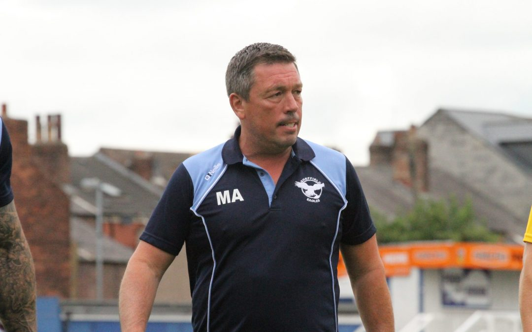 """Eagles need to """"show steel"""" in the Challenge Cup this weekend, says head coach"""