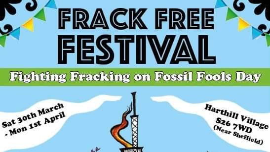 Sheffield FrAcktion group to organise a frack-free festival