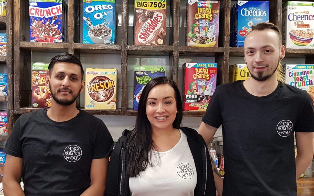 Sheffield's first cereal cafe opens to mixed reviews