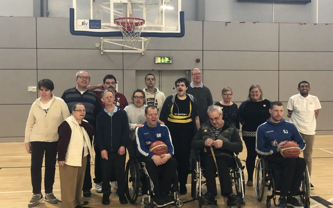 #MoveMore Event leaves disabled people with smiles on their faces