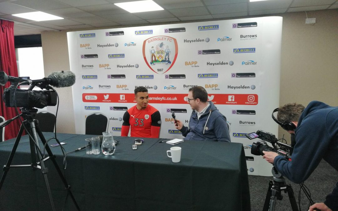"""""""We know we can do it""""- Barnsley players and staff bullish about promotion push"""