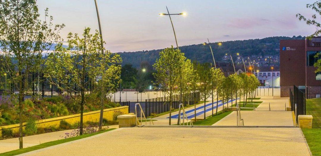 Construction begins on multi-million pound stadium at Sheffield Olympic Legacy Park