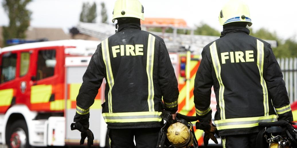 Sheffield firefighters rescue man from blaze