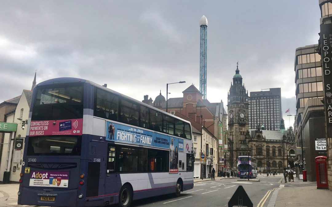Sheffield buses to get £3m green upgrade