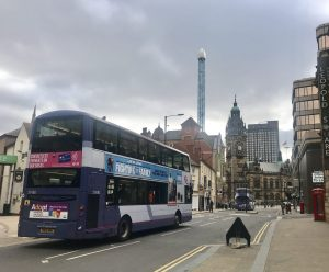 Sheffield's buses will be discounted for Under 21's