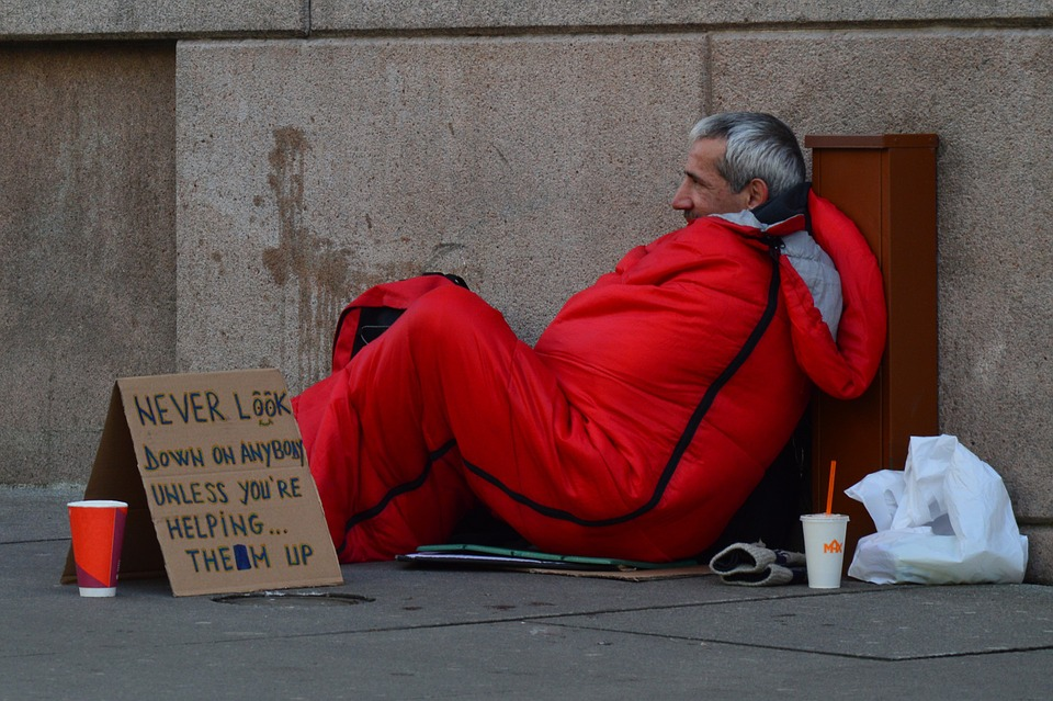 'Help for homeless' scheme to end in April