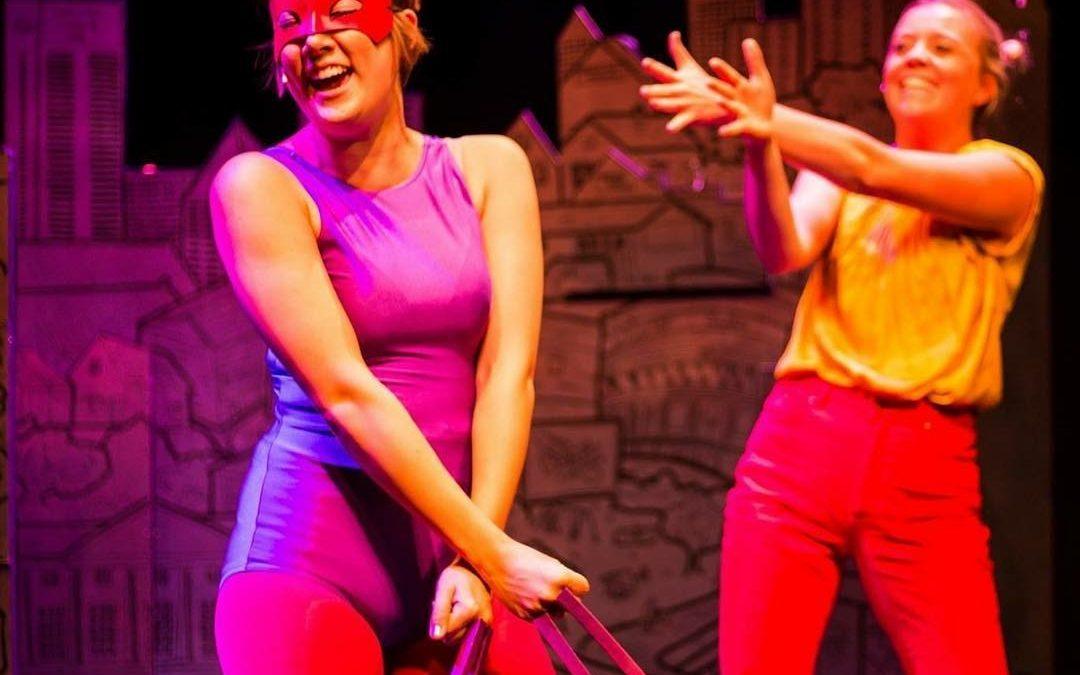 'Vulvarine' Theatre Deli Interview