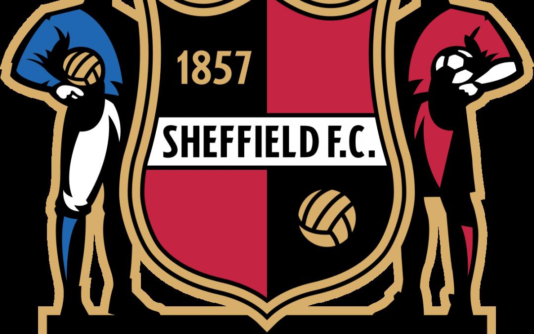 Sheffield FC midfielder reaches historic milestone