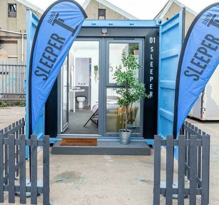 New sleeper container to be set up in Sheffield to combat rough sleeping