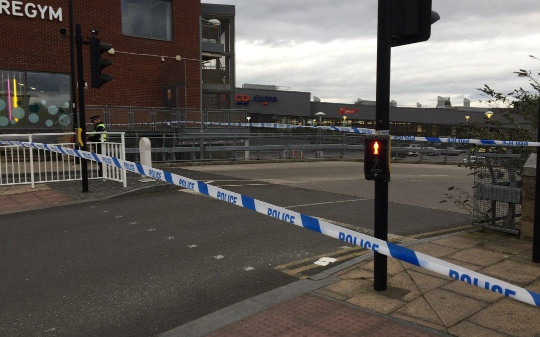 Man in court after Tesco screwdriver stabbing