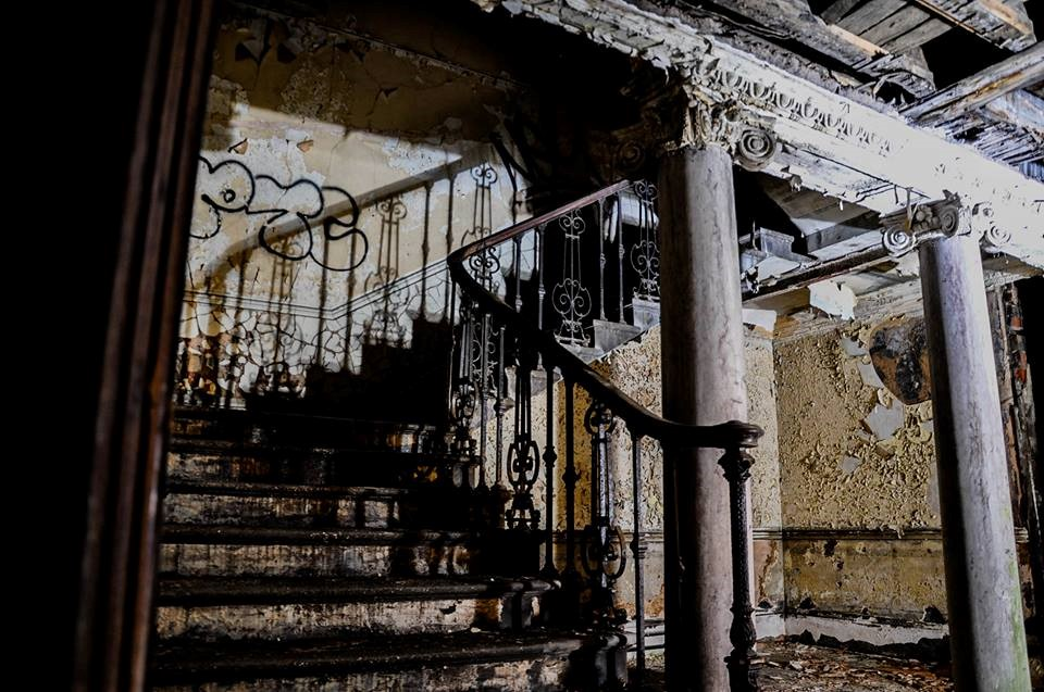 EXCLUSIVE – Inside pictures of the Old Town Hall – never before seen pictures