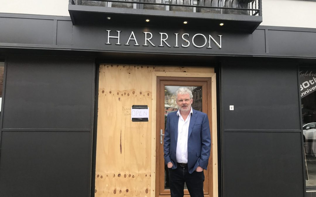 Sheffield luxury clothing store forced into closure after series of thefts