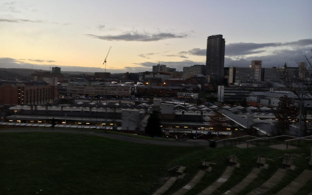 Locals claim that Sheffield's traditional beauty is being ruined by students