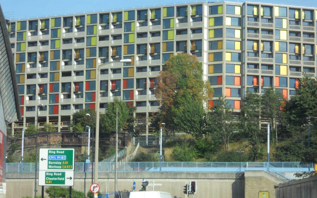 Tenants complain of 'substandard' council housing