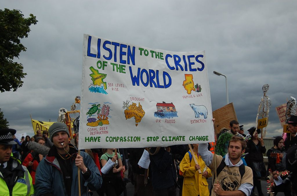 Parents to take the road in climate emergency protest
