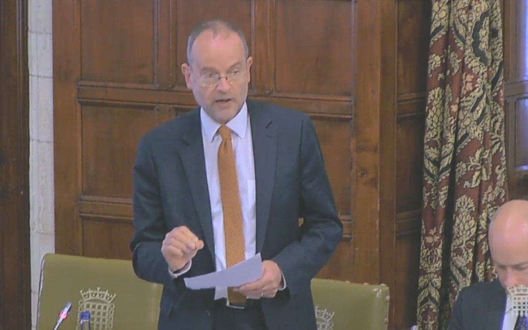 Paul Blomfield MP demands South Yorkshire does not lose funding