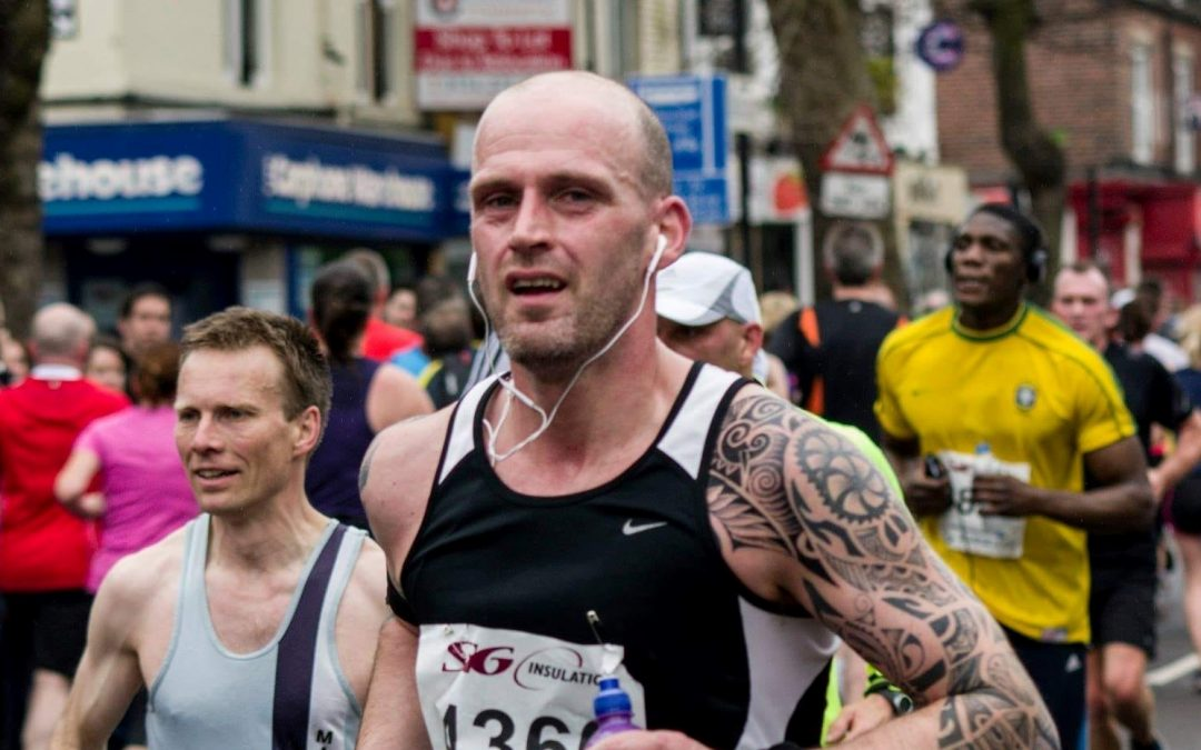 Sheffield man about to run 160 miles to raise money for Grenfell victims