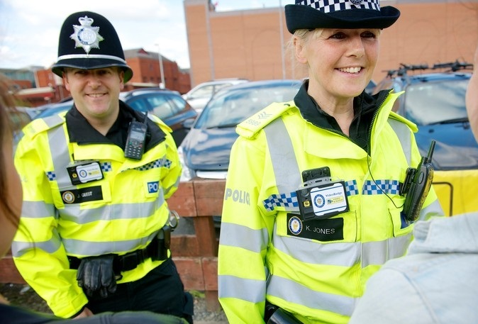 South Yorkshire Police roll out body Worn Video Cameras