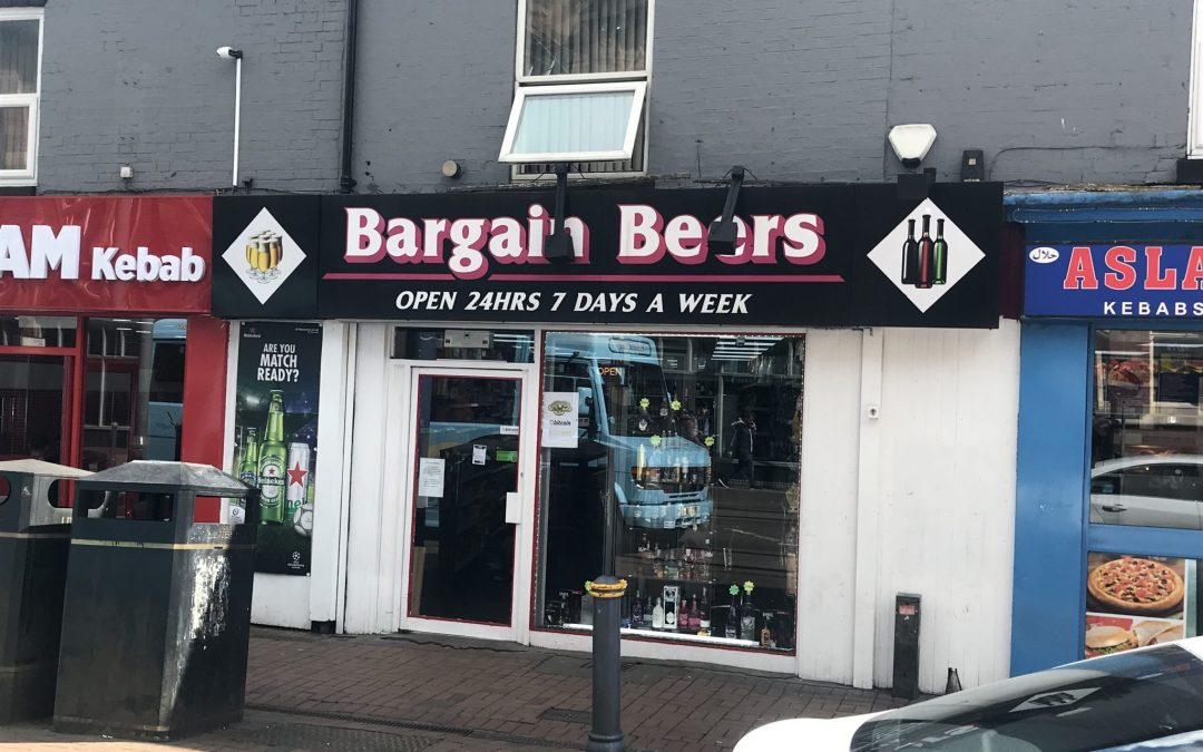 Sheffield Bargain Beers caught selling out-of-date vape liquid