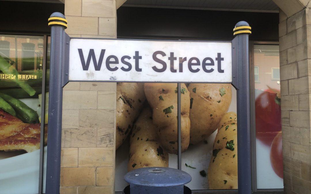 West Street prime spot for crime, figures reveal