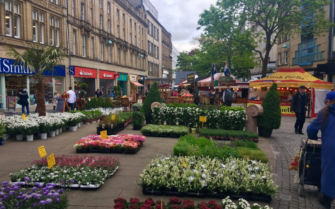 World market comes to Sheffield to bring a fantastic market experience over bank holiday