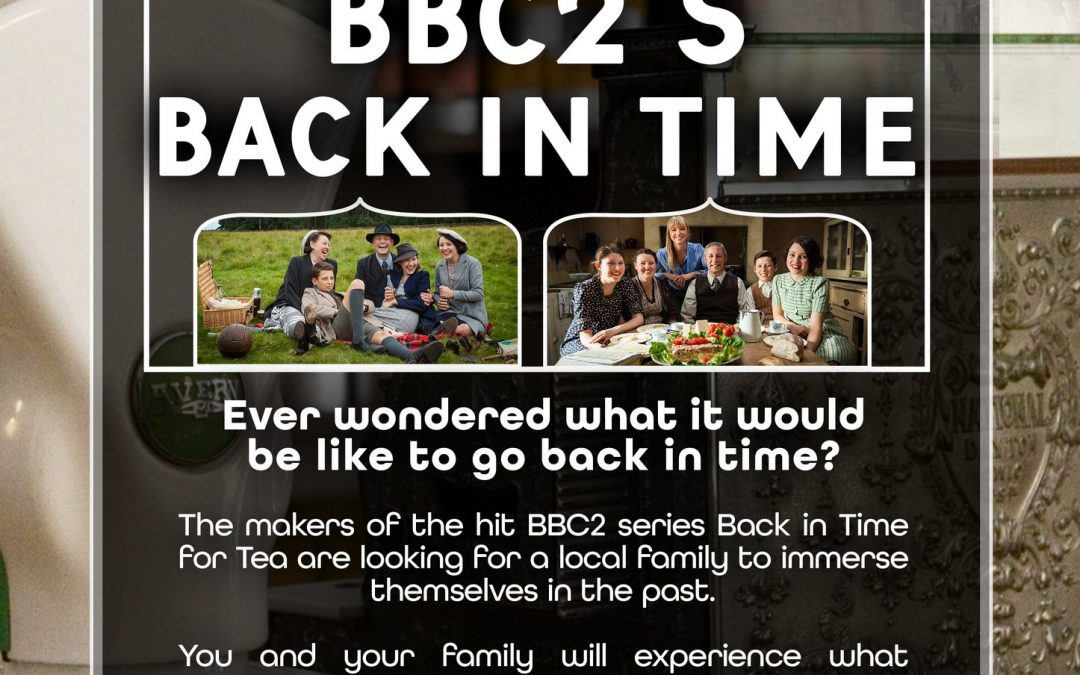 BBC 'Back in time for Tea' is coming to Sheffield this summer